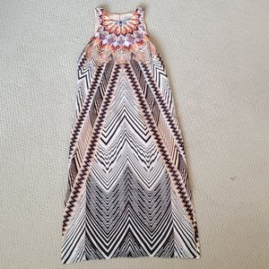 Quintessential Anthropologie Dress - Boho Design